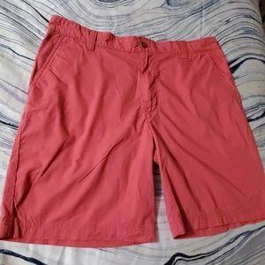36 waist Red Izod shorts
